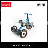 Rastar bicycle BMW MINI licensed kids toys 3 wheel children bike