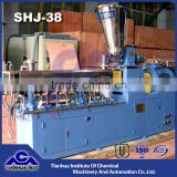 SHJ-38 twin screw extruder for PVA compounding