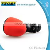 bluetooth speaker with fixed holder for sports for car/bicycle/motor use