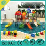 Water Park or Swimming Pool Fiberglass Water Slide for Sale outdoor children kids playground equipment