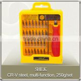 Manufacturer hand tool sets cheap price precision screwdriver set for computer                                                                         Quality Choice