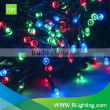 2016 outdoor battery powered waterproof led string lights for holiday decorative crafts string lights