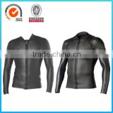 Smooth Skin Coating Neoprene Wetsuit Top