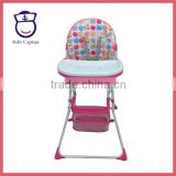 portable baby seat eating kids desk and chair for baby high chair
