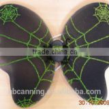 Halloween wing /high quality Halloween wing/ party accessory spider web wing