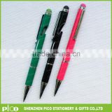 Factory Wholesale 3 In 1 Metal Bottle Opener Stylus Pen Pc Screen Writing Pen                                                                         Quality Choice