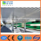 Good quality aluminum material used for false ceiling