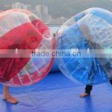 2016 hot sale factory direct sale human bumper ball/inflatable ball inflatable child toy inflatable adult child toy