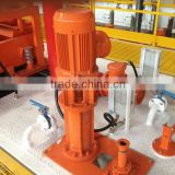 Vertical Centrifugal Slurry Pump of Mud Solids Control System