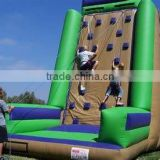 outdoor inflatable climbing wall for team building with CE