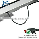 factory price ! Wired Remote Ray Sensor Bar Infrared Inductor For Nintendo Wii