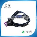 XPE 3W Aluminum Rechargeable Headlamp