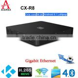 Acemax octa core Rockchip RK3368 free movies tv box fully loaded Kodi watch free cartoon movie,free china xxx movie and more