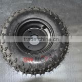 off road double tyre 13x5.00-6 with Knobby tyre& wheel for mini ATV spare parts