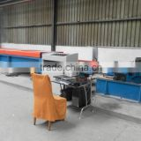 Horizontal cable sock pull testing bed