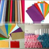 2014 whole sale needle punched color polyester nonwoven fabric                                                                         Quality Choice