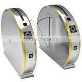 turnstile read RFID card identification systems with good quality swing double turnstile