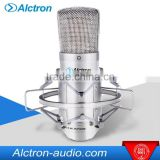 Alctron MC001 Professional Large Diaphragm FET Studio Condenser Microphone,Recording Microphone.