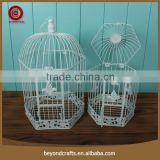 Wedding decorative chinese bird cage antique