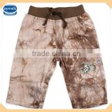 (D3789) 2-6Y wholesale children beach shorts summer cotton short pants boy's swimming shorts