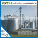 high strength silo for paddy storage with long service time