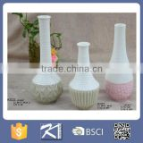 China home decor wholesale artificial flowers modern ceramic vase                                                                         Quality Choice