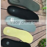 Hot sale insoles for long standing military boot insoles with antibiosis and mildew proof properties