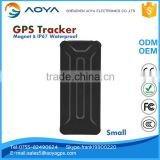 Wireless Magnetic GPS Tracker A206B long battery life gps car tracking device