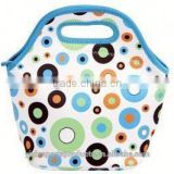 custom made neoprene lunch bag ,thermal bag for lunch box, cooler bag,lunch bag food warmer for kids