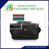 China supplier oxford polyester fabric 1680D double-yarn with PVC/PU/ULY coating for luggage bag
