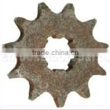 11-Teeth Small Sprocket for ATV, Dirt Bike & Go Kart/Atv Parts/Dirt bike Parts