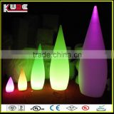 battery led floor lamp/decorative led standard lamp with color changing