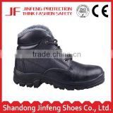 mid cut industry black leather steel toe cap for safety good prices shoes cheap stock safety shoes cheap factory manufacturers