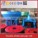 Popular Model In Africa Gold Stone Grinding Machine Gold Grinding Wet Pan Mill Grinding Gold