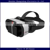China Supplier Open Hot Sexy Girl Video Full Virtual Reality Glasses 3D Vr With Price List Vr Park V5