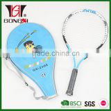 MiNi age 21 high quality aluminium alloy mini tennis rackets with overgrip and racket bag