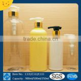 boston round bottle Personal Care Industrial Use plastic pet bottle 900ml 500ml 250ml 120ml