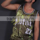 OEM basketball jersey/ new arrival