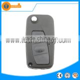 universal car flip modified key cover shell free shipping with 2 button for mazda mx5 cx7 626