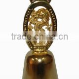 brass dragon dinner bell with opener A2-21160