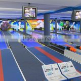 High Quality synthetic bowling lanes