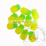 Halal Gummy Pineapple Soft Candy In Bulk