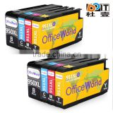Ink cartridge chip 950 951 compatible for HP Officejet printer Pro 8100 8600 refill ink wholesale