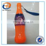 Bottle shape fan plastic football air horn for football game