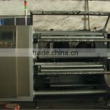 new design stretch film slitter rewinder machine