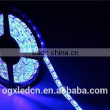 best price 5m IP66 Waterproof 150leds SMD 5050 18w RGB continuous length flexible led light strip