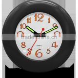WC19001 pretty wall clock / selling well all over the world of high quality clock