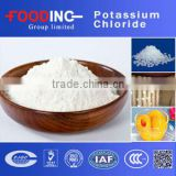 Factory Supply Fertilizer KCL 99% Potassium Chloride in Low Price(CAS 7447-40-7)