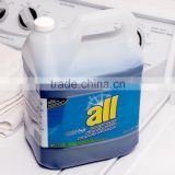 wholesale in bulk liquid laundry detergent for industrial washing