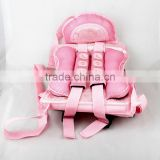 2016 new design baby car chairs kid safe racing seat chair child car chair